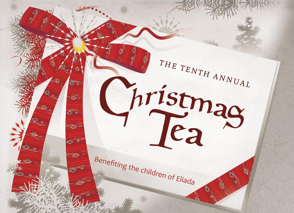 eliada s 10th annual christmas tea eliada