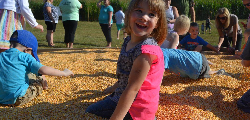 Annual Eliada Corn Maze